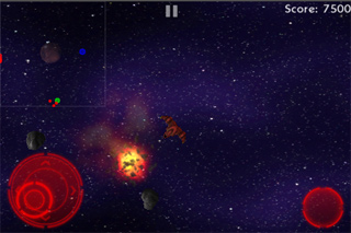 Mars Defender Screenshot