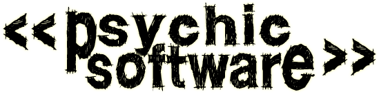 PSYCHICSOFTWARE indie games